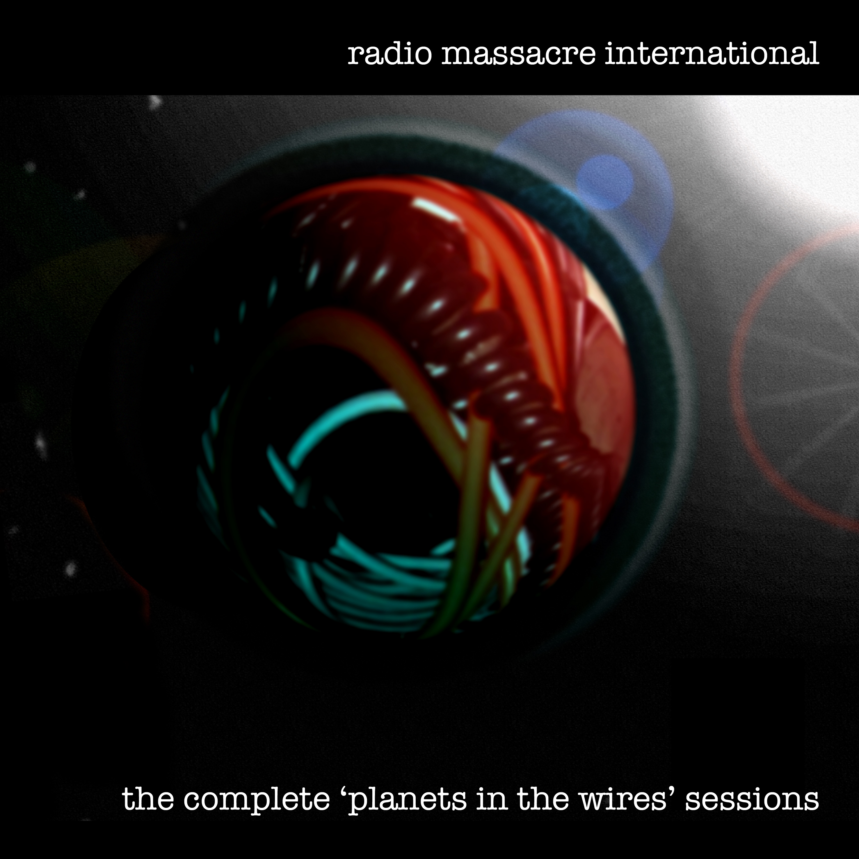 the complete planets in the wires sessions