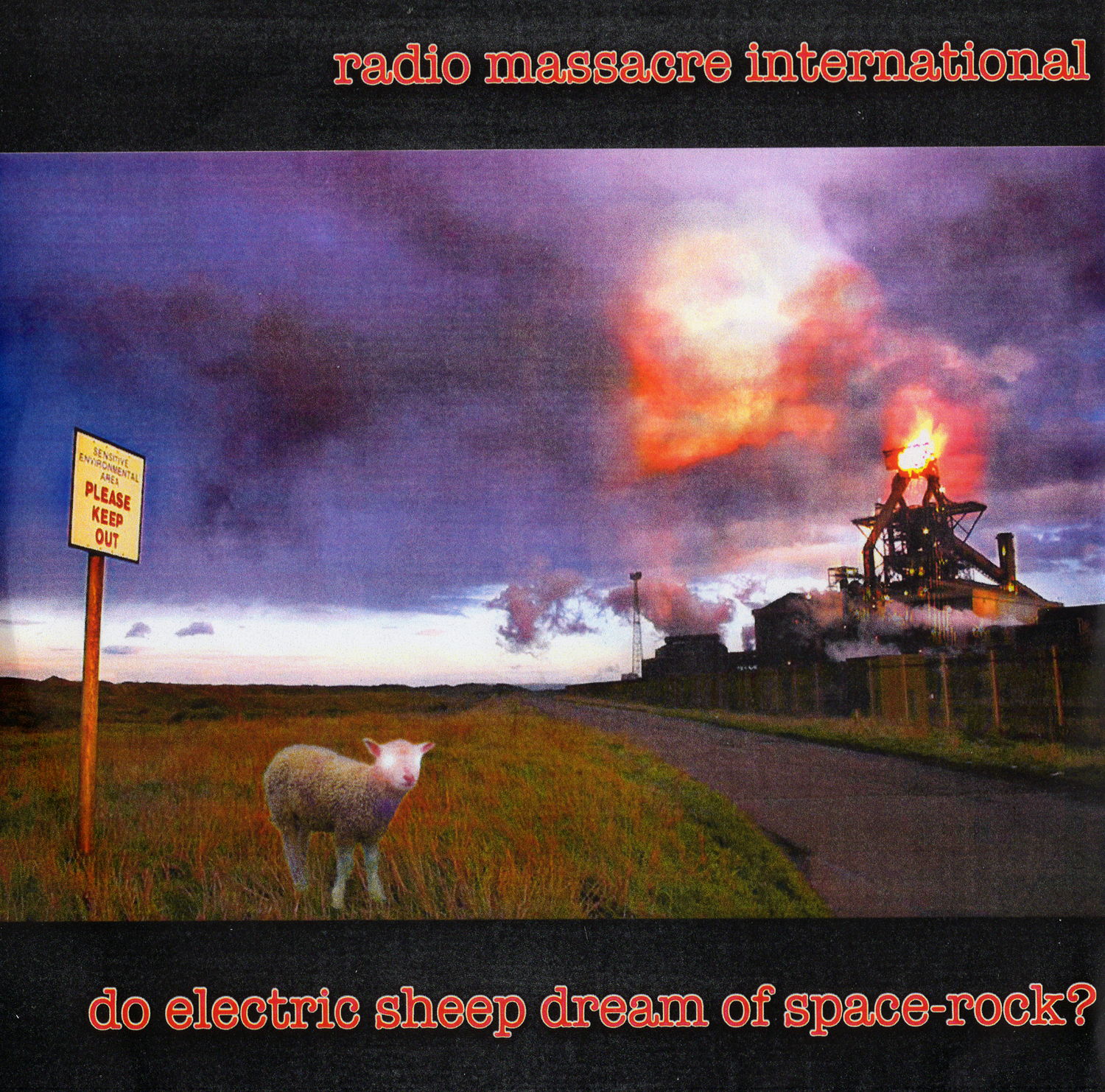 do electric sheep dream of space rock?