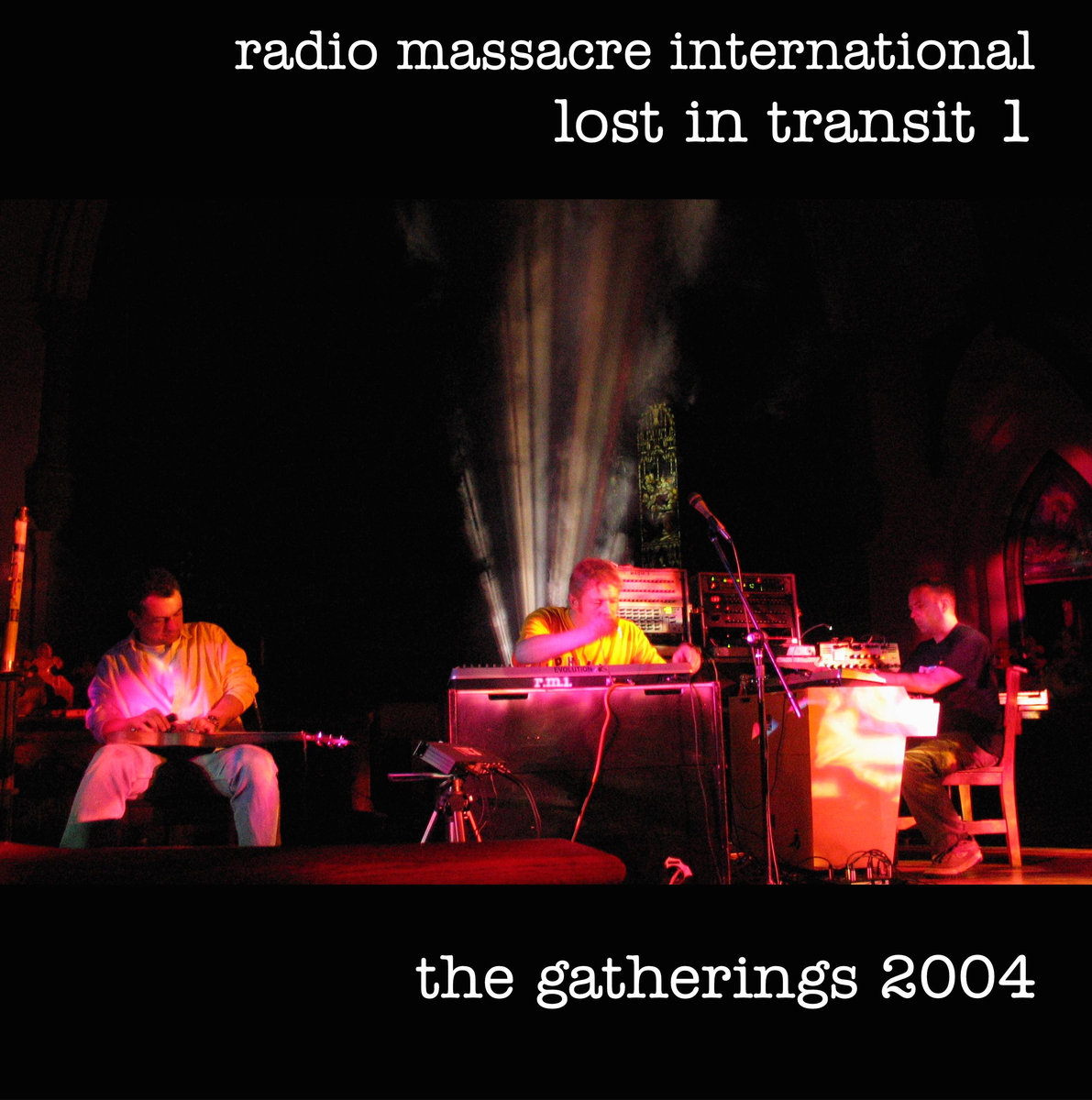lost in transit 1: the gatherings 2004