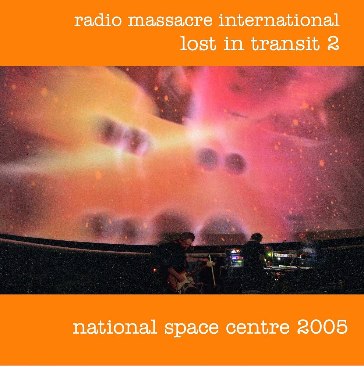 lost in transit 2: national space centre 2005