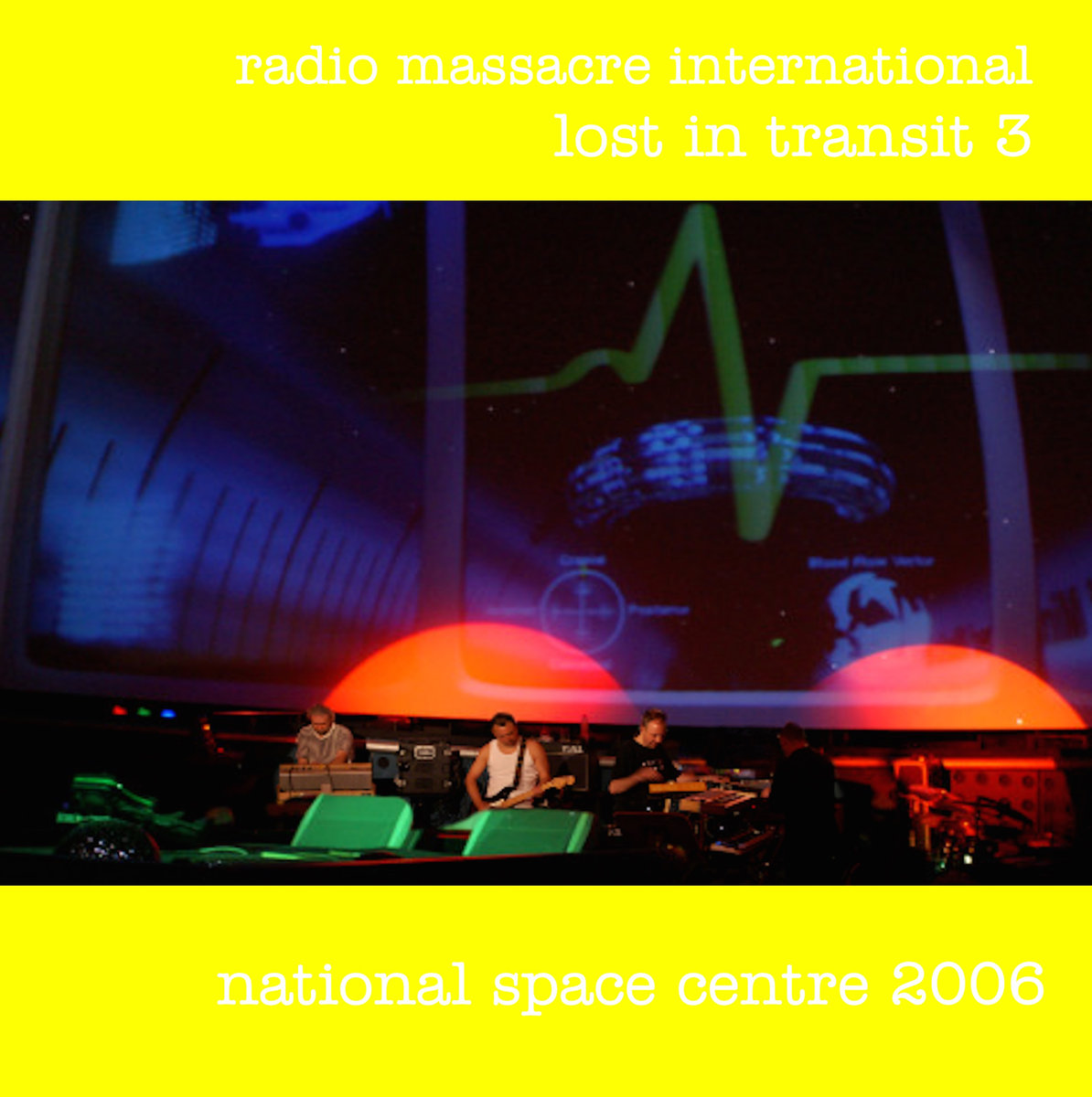 lost in transit 3: national space centre 2006 (w/ian boddy)