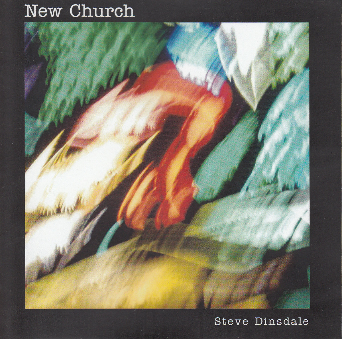 steve dinsdale: new church
