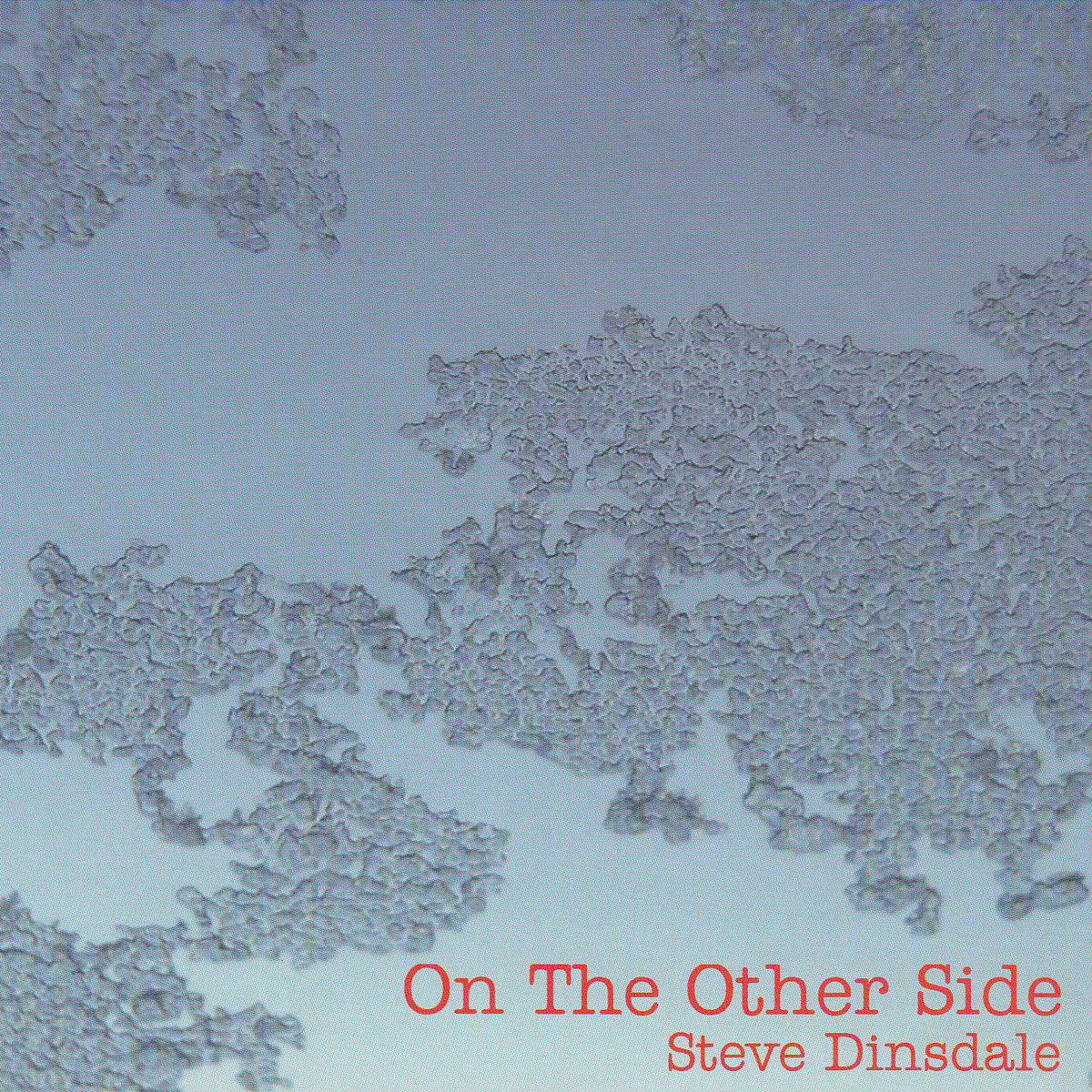 steve dinsdale: on the other side