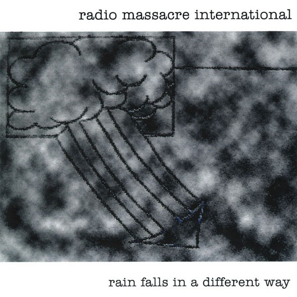 rain falls in a different way