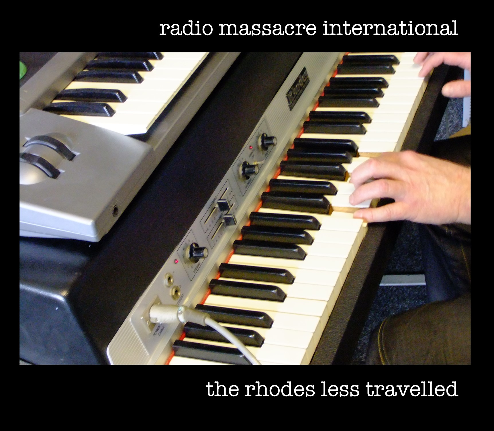 the rhodes less travelled