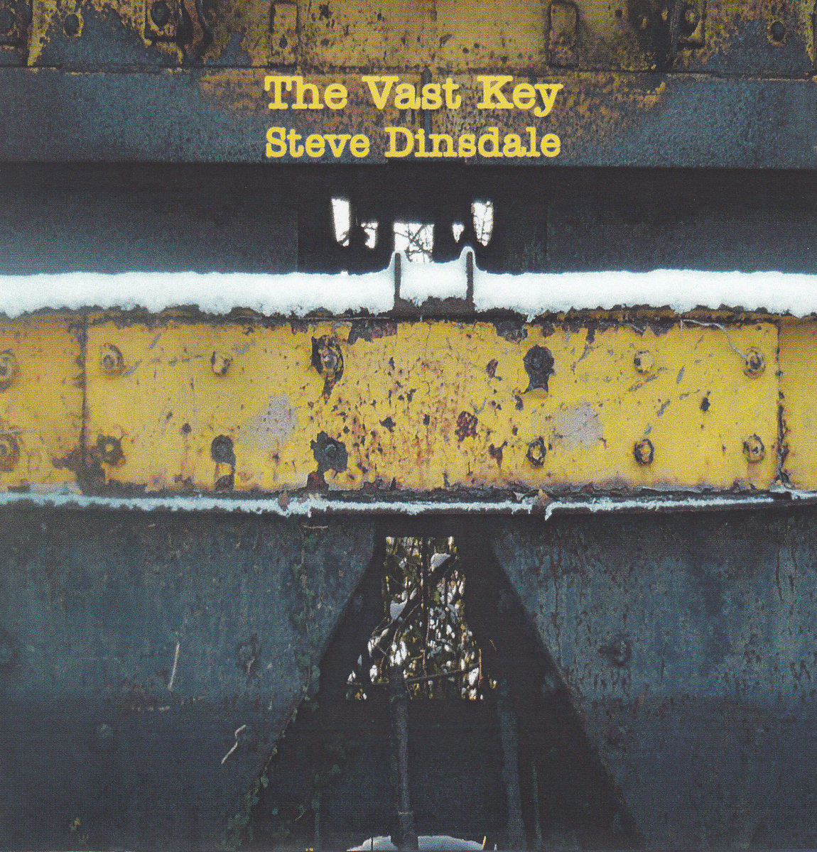steve dinsdale: the vast key